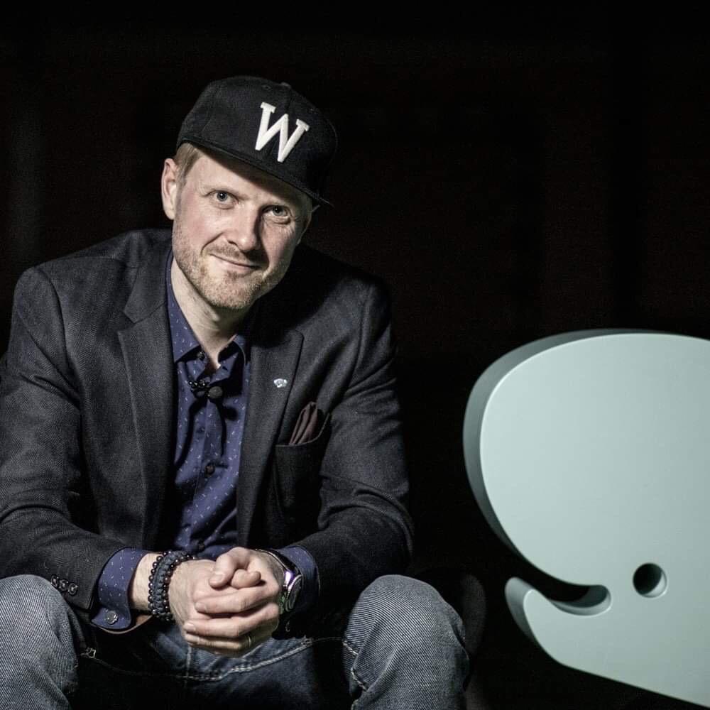 "Martin Witt - founder of  ""Design of happiness"""