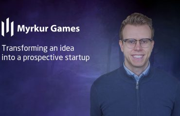 Myrkur Games -Transforming an idea into a prospective startup