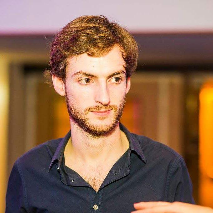 Nicolas Cognaux – co-founder & CTO of CovEvent