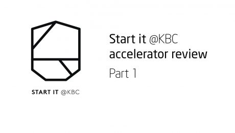 Start it KBC Startup Accelerator review Part 1