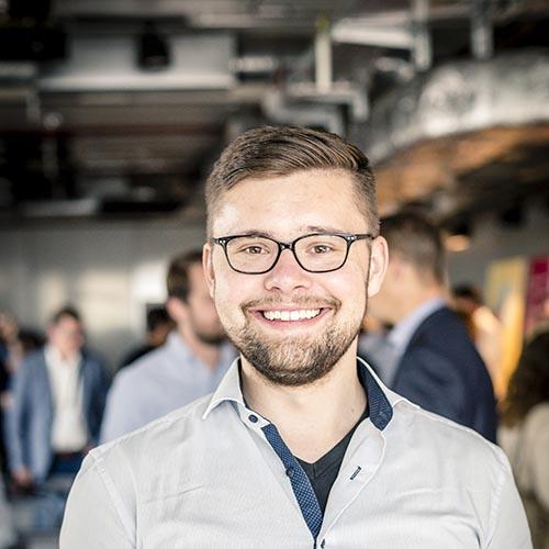 Ingo Mayer - Mergerspot - CTO & co-founder