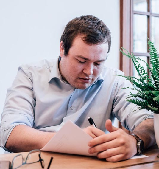 Jan Luts Juumo Startup co-founder