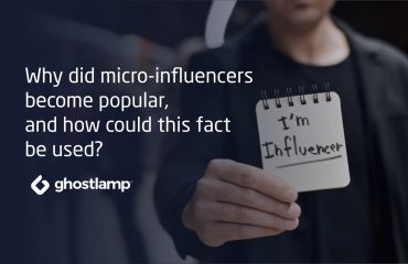 Why did micro-influencers become popular, and how could this fact be used?