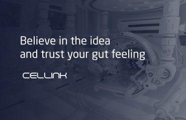 Cellink bio-ink printing sciences startup