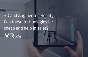3D and Augmented Reality: Can these technologies be cheap and help in sales?