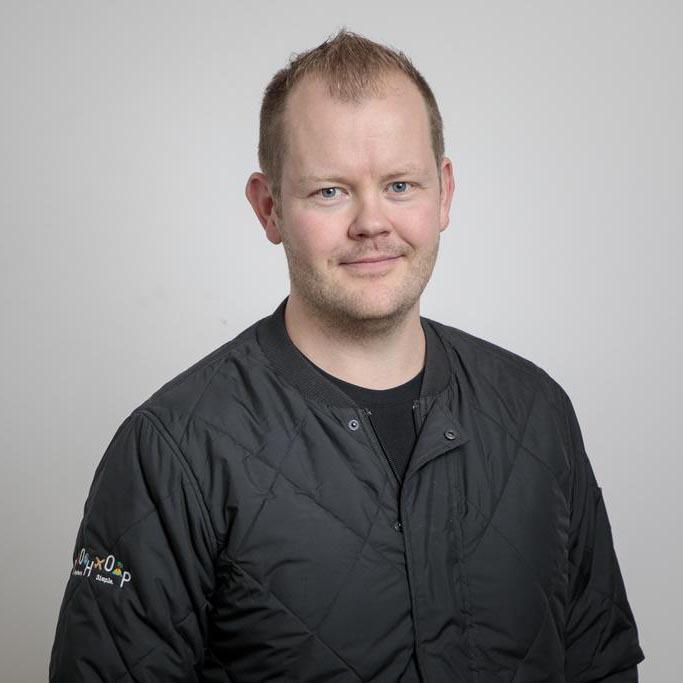 David Gunnarsson Dohup Startup CEO