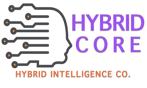 How could a hybrid intelligence startup achieve a cooperation with the EU itself, governments and companies in the US and Europe?