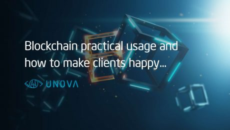 Blockchain practical usage and how to make clients happy