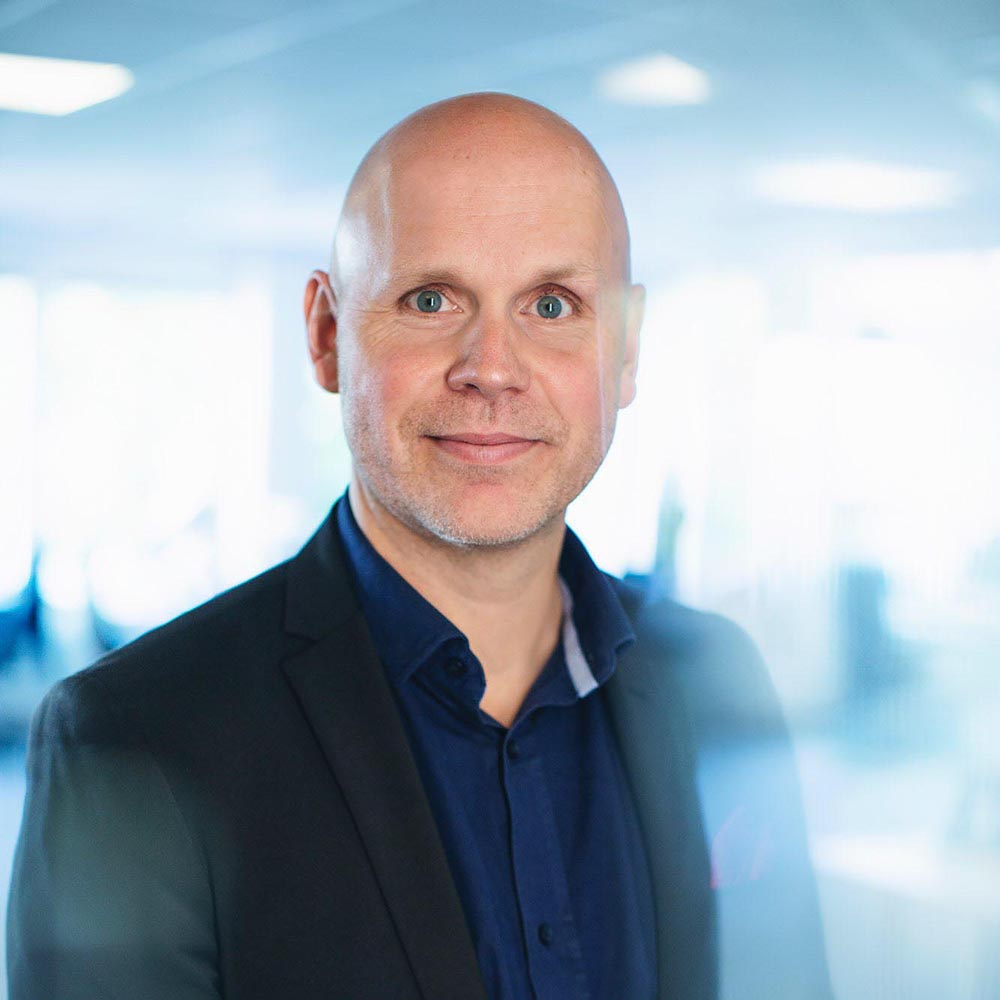 Peter Frey - CPO and CTO of Betsson Group