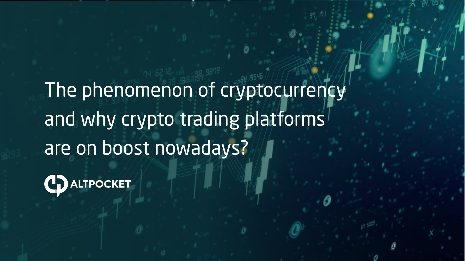 Altpocket what crypto trading platforms on boost today