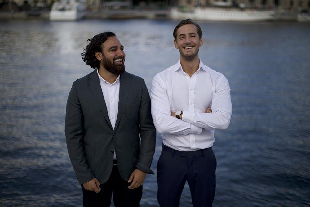 Brandie startup co-founders