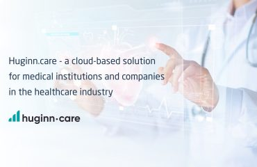 Huginn.care - a cloud-based solution for medical institutions and companies in the healthcare industry