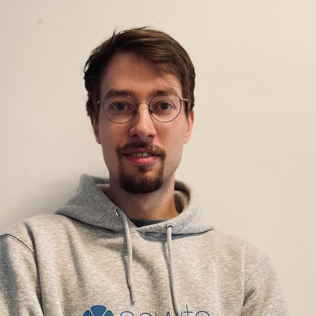 Till Rickert, the Co-founder of the startup Sewts