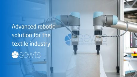 Sewts - advanced robotic solution for the textile industry