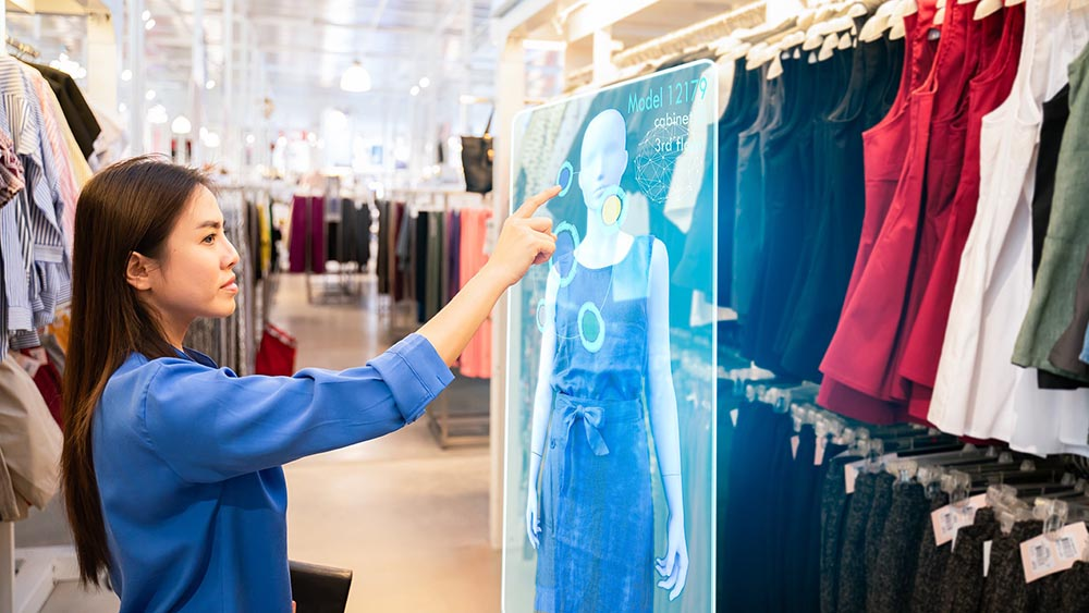 The fashion industry is a laggard when it comes to the adoption of innovations and digital technologies