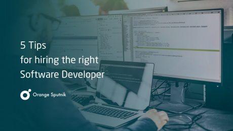 5 Tips for hiring the right Software Developer