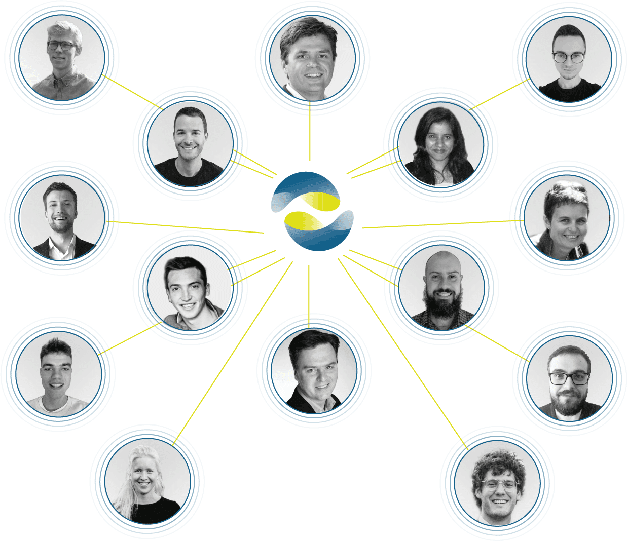 Yuso startup remote team