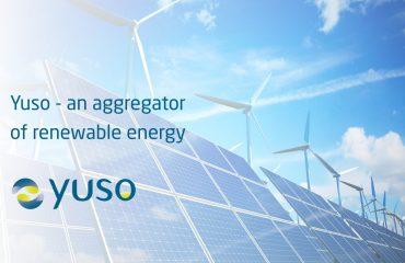Yuso aggregator renewable energy