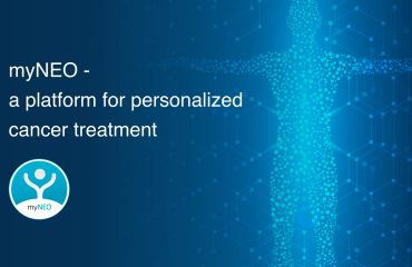 myNEO - a platform for personalized cancer treatment