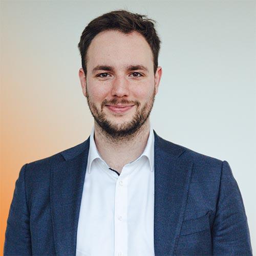 Bjorn Vuylsteker CTO Co-founder WeGroup insurtech Startup