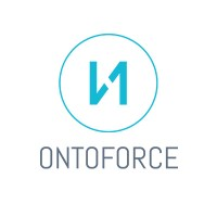 Ontoforce startup logo