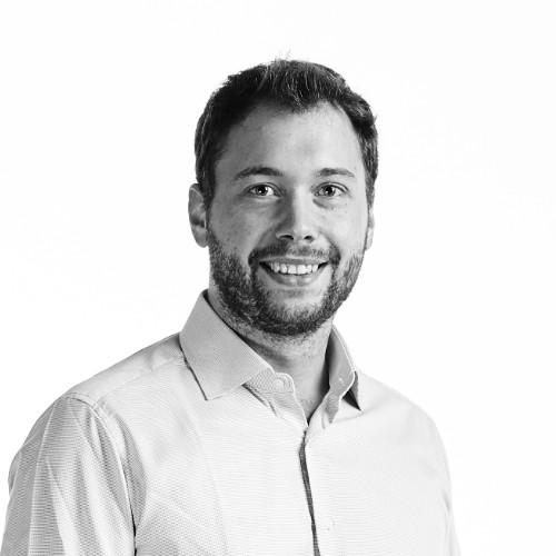 Tim Dierckxsens CEO Co-founder Arkane Network Startup