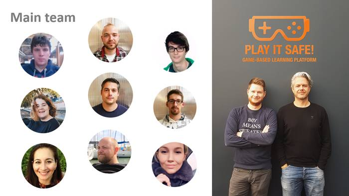 Mike Ptacek - the Co-founder of Play it Safe startup