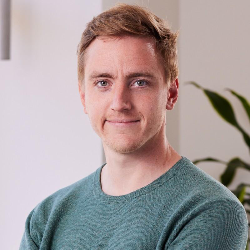 Co-founder of the startup KYTE - Francesco Wiedemann