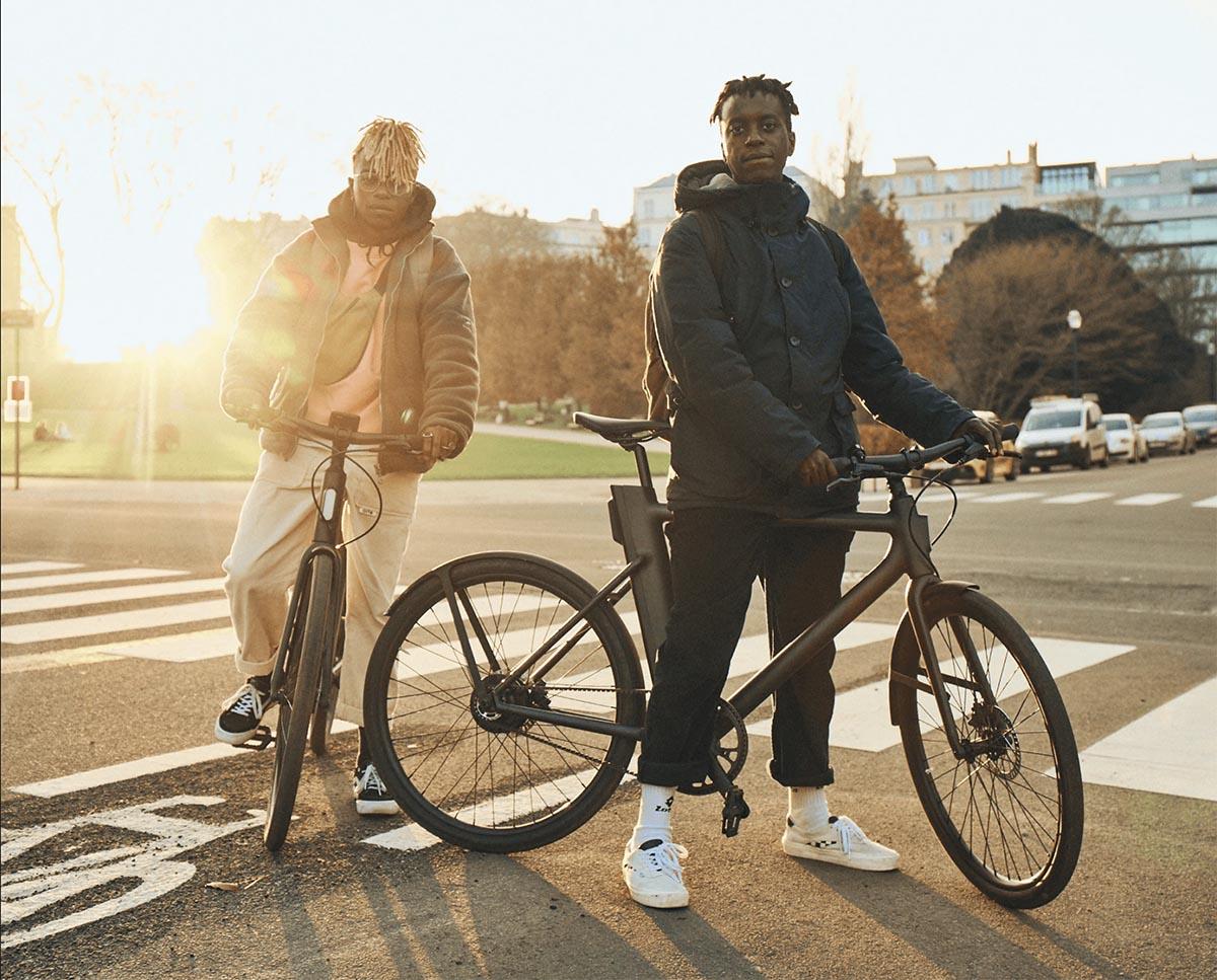 Cowbow startup e-bikes future urban mobility