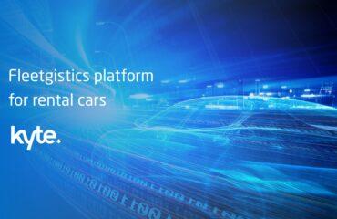 KYTE - a fleetgistics platform for rental cars