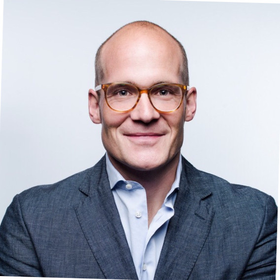 Philippe Hügli, CEO of the startup Hystrix Medical